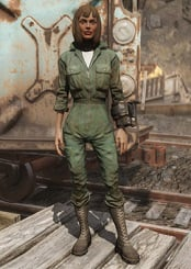 BoS Jumpsuit | Fallout 76 Wiki