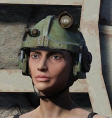 Combat Armor Helmet | Fallout 76 Wiki