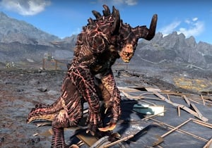 Deathclaw | Fallout 76 Wiki