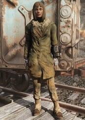 Explorer Outfit | Fallout 76 Wiki