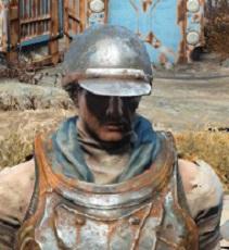 Metal Helmet | Fallout 76 Wiki
