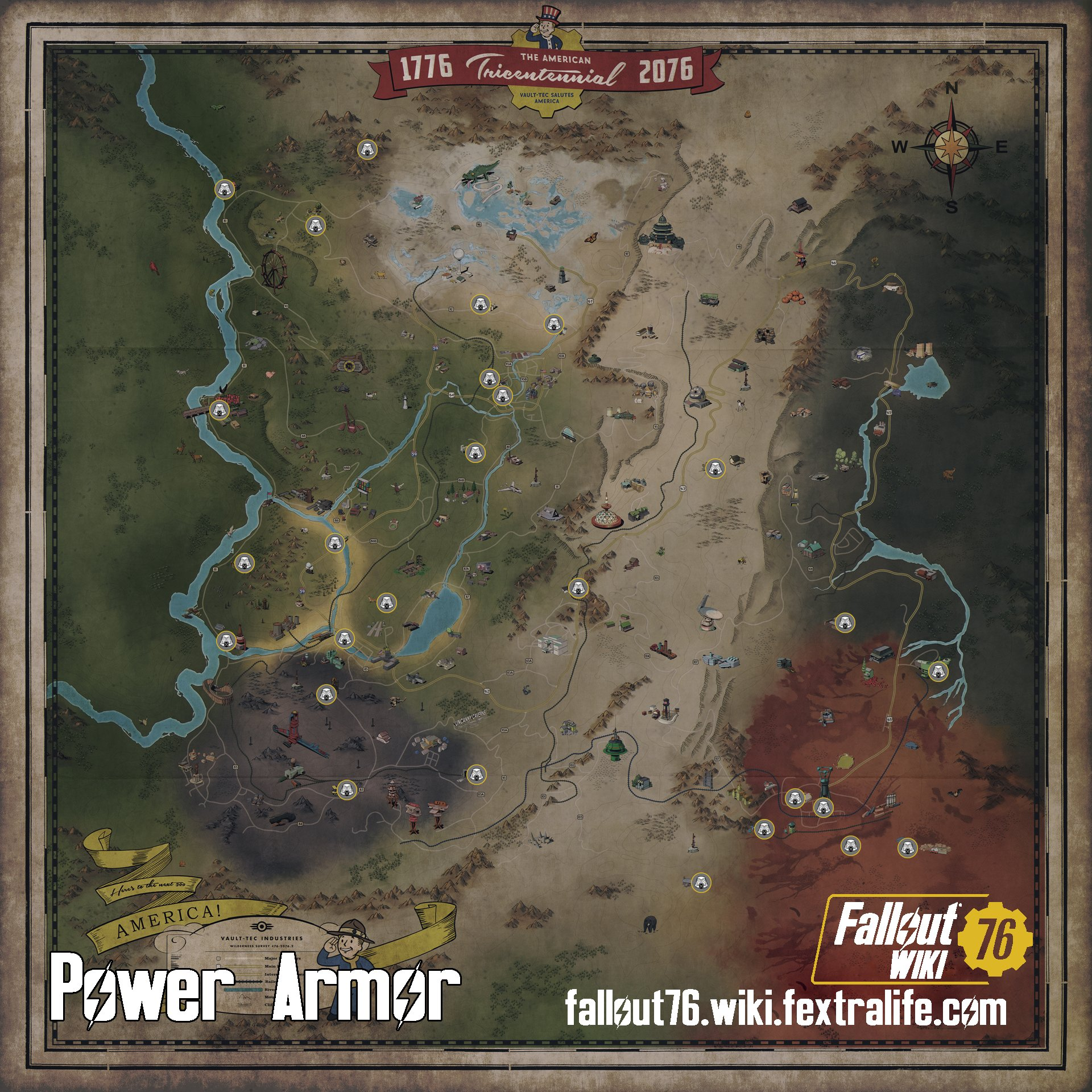 Power Armor | Fallout 76 Wiki