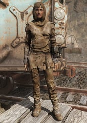 Radstag Hide Outfit | Fallout 76 Wiki