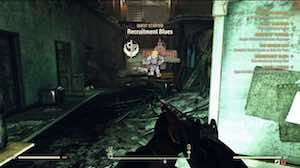 Recruitment Blues | Fallout 76 Wiki
