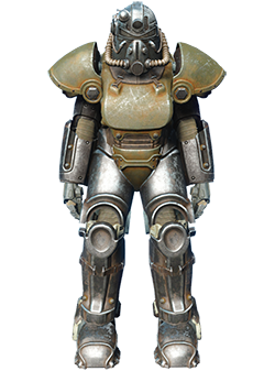 T 51 Power Armor Fallout 76 Wiki