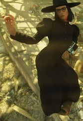 Halloween Costume Witch | Fallout 76 Wiki