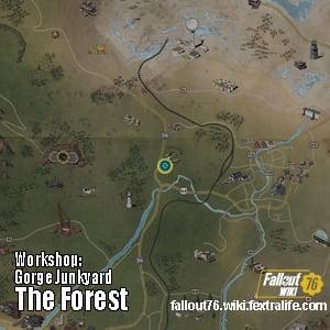 Gorge Junkyard | Fallout 76 Wiki